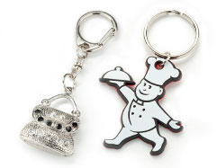Rocket Keyrings Top Info