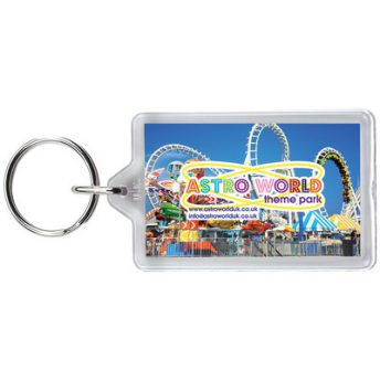 Re-Openable Keyring