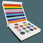 TfL Pind Badge Set