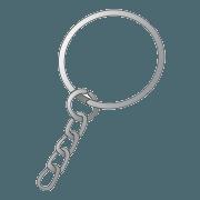 Rocket Custom-made Keyrings
